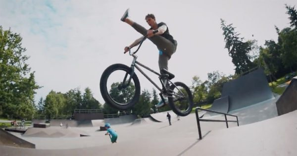 Par BMX – Karlis Leitis Welcome Video