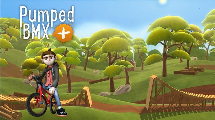 Pumped BMX Plus BMX Bike Games