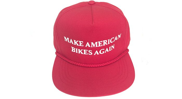 Product S M Bikes Make American Bikes Again Hat