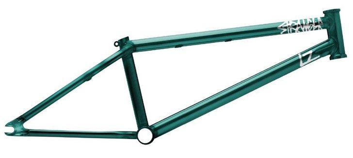 stranger-bmx-adam-lz-frame-green