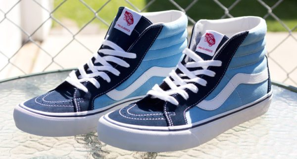 Insight: Vans 50th Anniversary SK8-Hi Pro Shoes