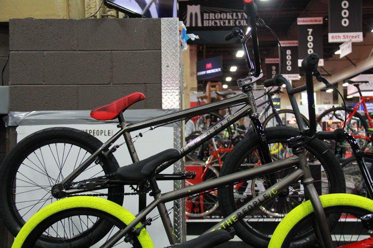 Wethepeople BMX / Eclat BMX Interbike 2016
