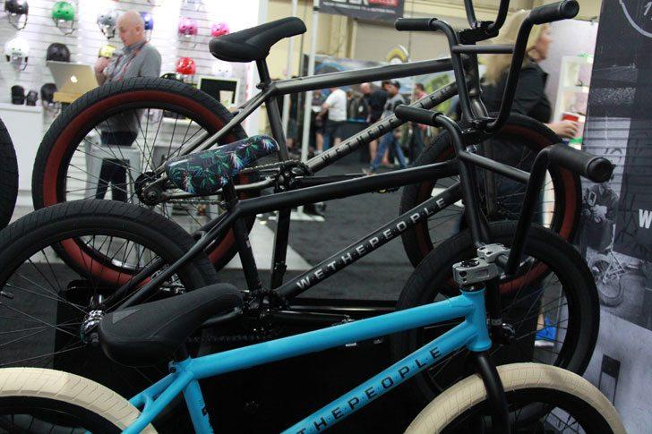 Interbike 2016 Wethepeople BMX Eclat BMX