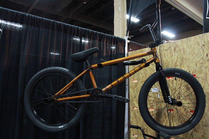 Interbike 2016 Cult BMX