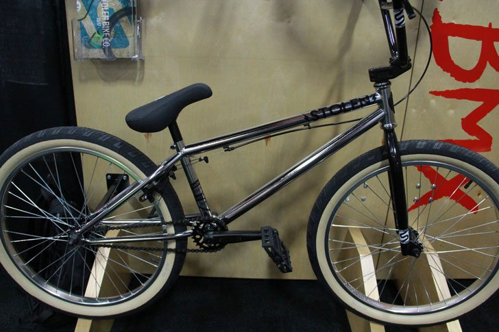Interbike 2016 Stolen Bikes Fiction BMX
