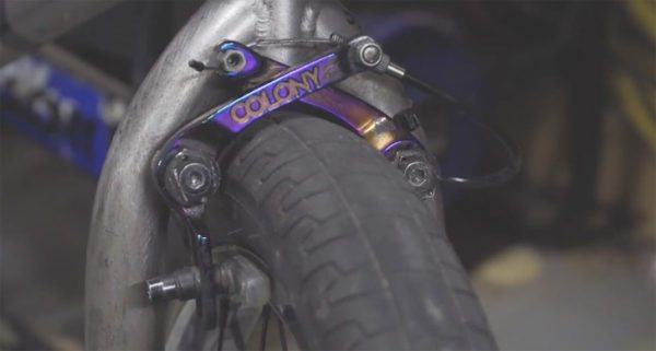 Colony – How To Install and Adjust BMX Brakes