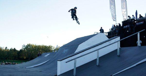 Photogallery: FISE Edmonton – BMX Park Finals