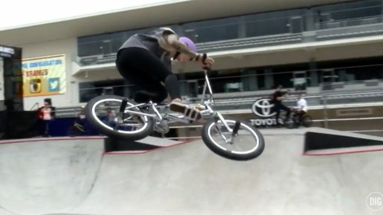 Why BMX Needs A Women's Class at X Games