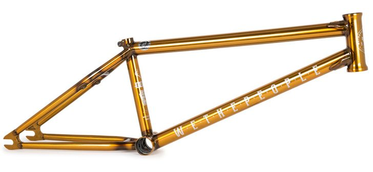 wethepeople-bmx-translucent-honey-gold-buck-bmx-frame
