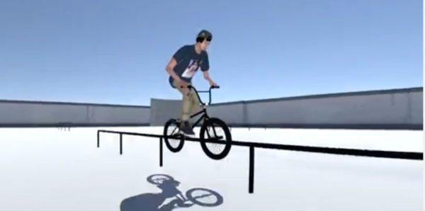 BMX Streets – Game Test Footage