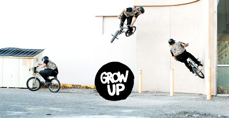 Sunday Bikes Grow Up BMX DVD