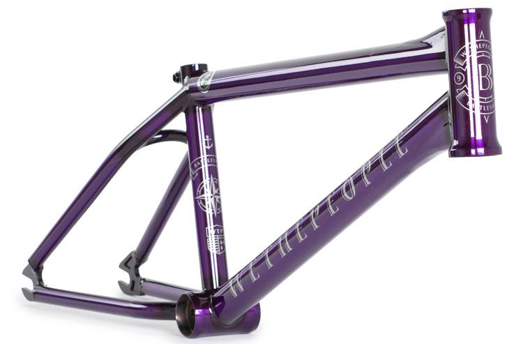 wethepeople-bmx-battleship-frame-purple-front-angle