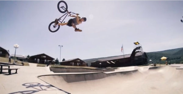 Woodward East – A GoPro Ride with Dan Foley