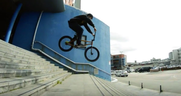 Tyler Brown – Sosh Urban Motion