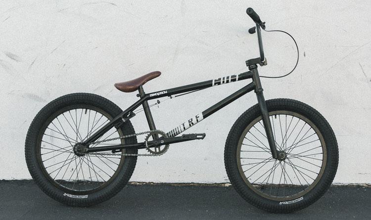 Cult BMX Nick Tellez Bike Check