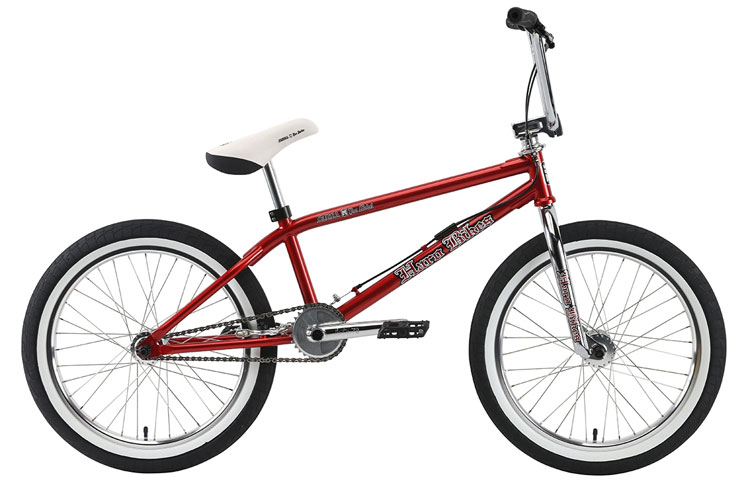 Haro Bikes 2018 Mirra Pro Tribute Bike BMX
