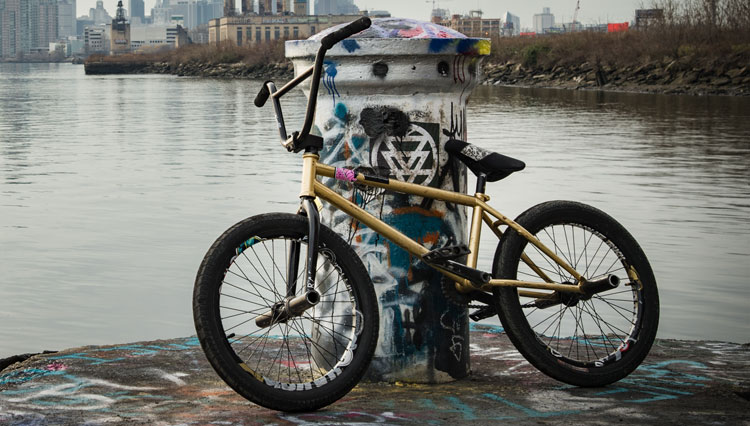 John Yoh BMX Bike Check Cult Animal Bikes