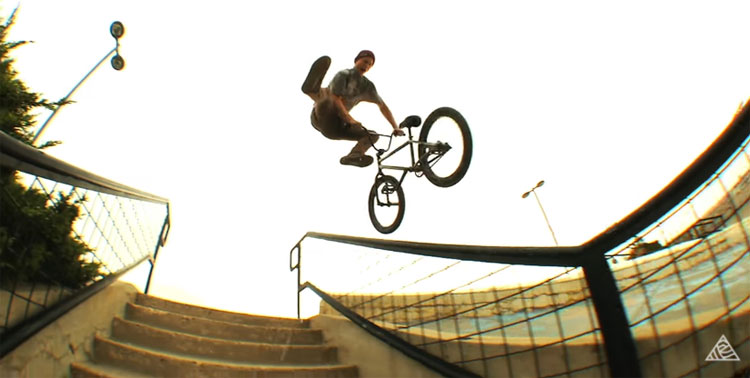 Markit Zero BMX video Online