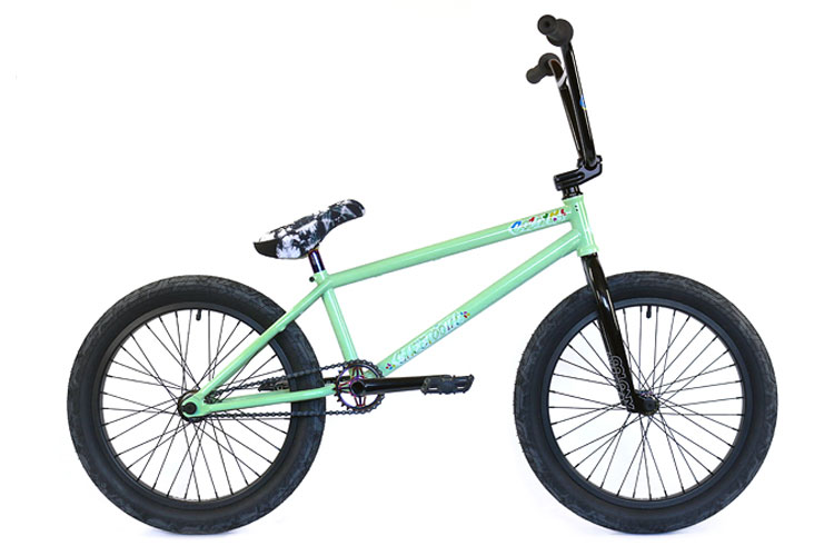 Strictly BMX custom Colony Sweet Tooth BMX Bike