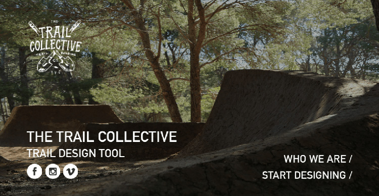 Trails Collective Trail Design App Tool