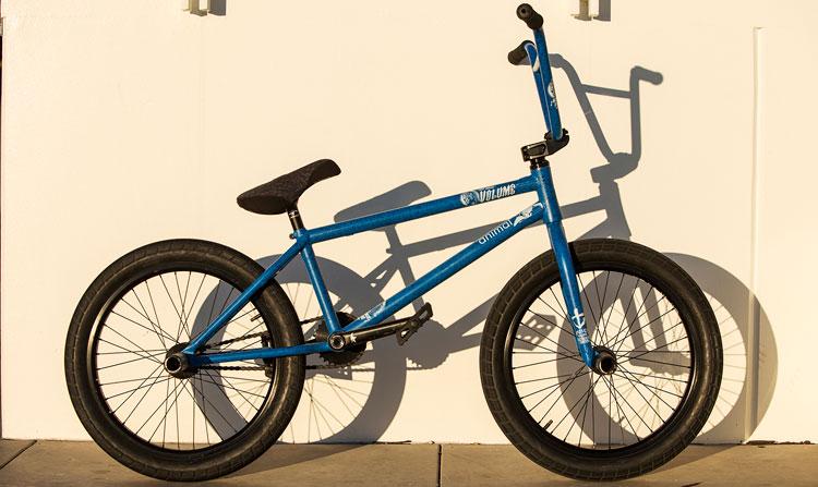 Animal Bikes Demarcus Paul Bike Check BMX