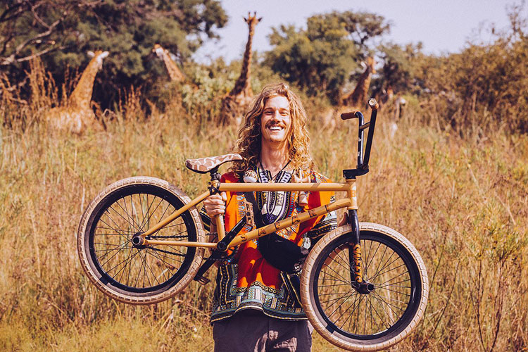 BSD BMX Reed Stark Safari Bike Check