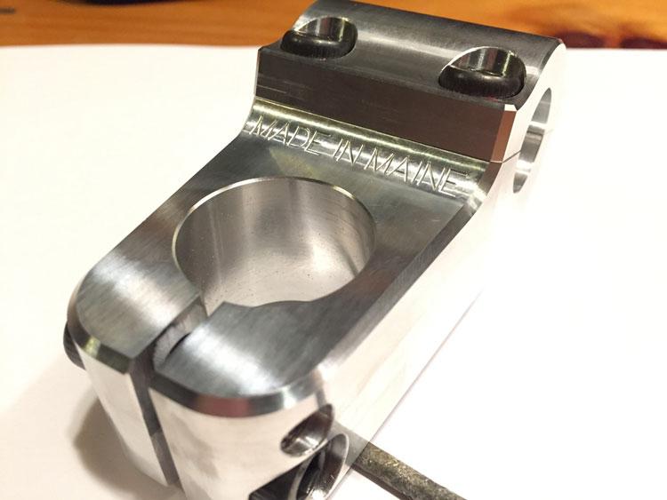 DRG Machine Pumpa Knuck BMX Stem