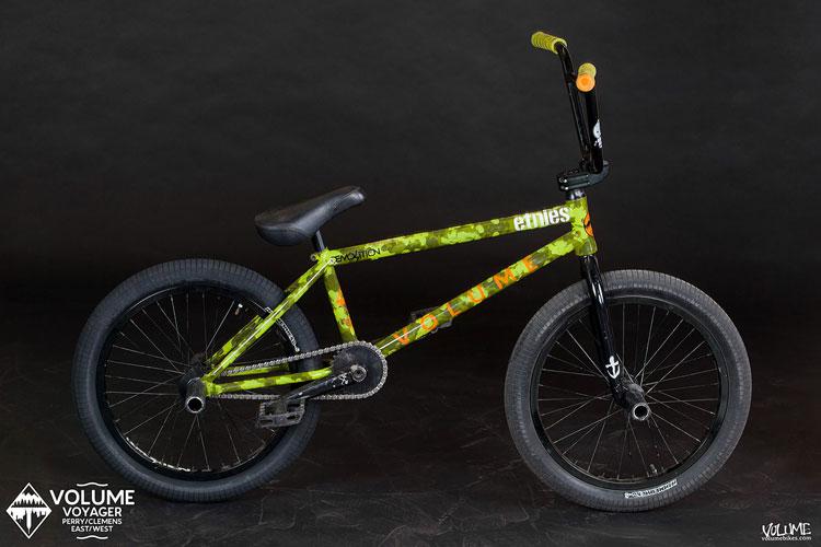 Volume Bikes Josh Clemens Voyager BMX bike