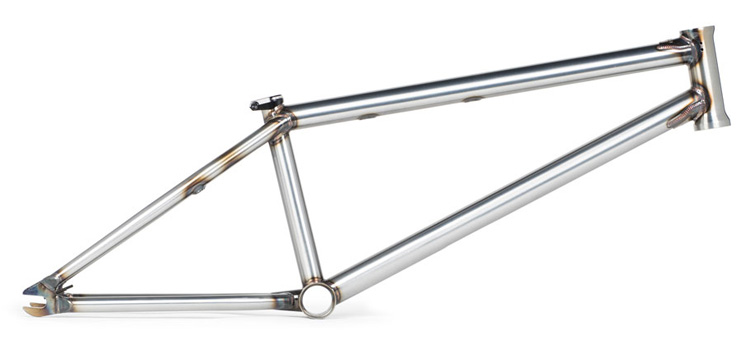 Wethepeople Revolver - over saturated BMX frame market