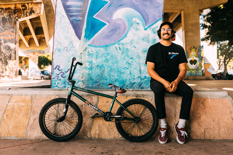 Albert Mercado BMX Bike Check Shadow Conspiracy GT Bicycles