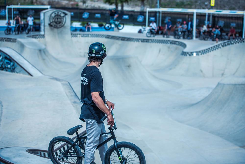 Vans BMX Pro Cup Malaga - Kevin Peraza