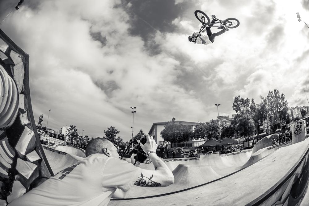 Vans BMX Pro Cup Malaga - Tom Dugan Air