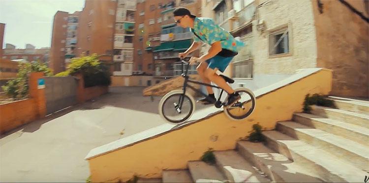 Barcelona BMX Video