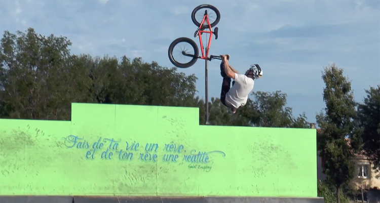 Frenchys BMX Mongoose team video