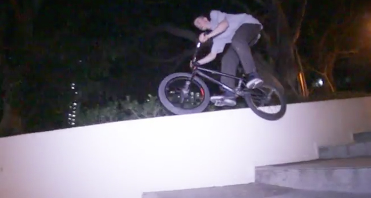 Metal Pegs Hong Kong BMX video