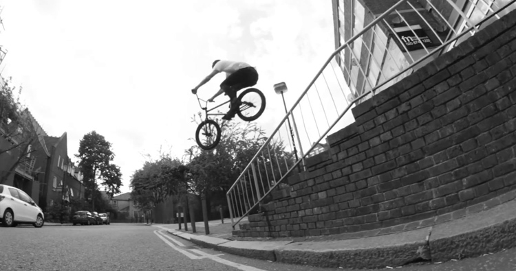Metal Pegs Open Call BMX video