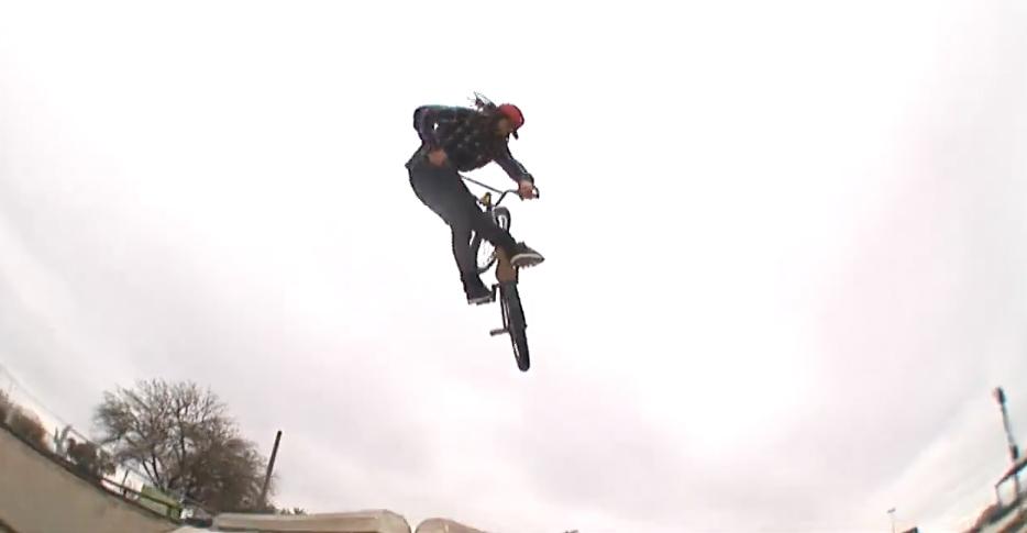 Mutiny Bikes 2017 Mixtape BMX video