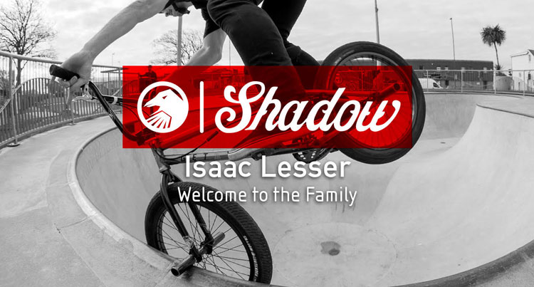 The Shadow Conspiracy Isaac Lesser Welcome Video BMX
