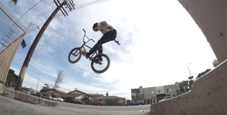 Stolen BMX Shane Weston Welcome Video