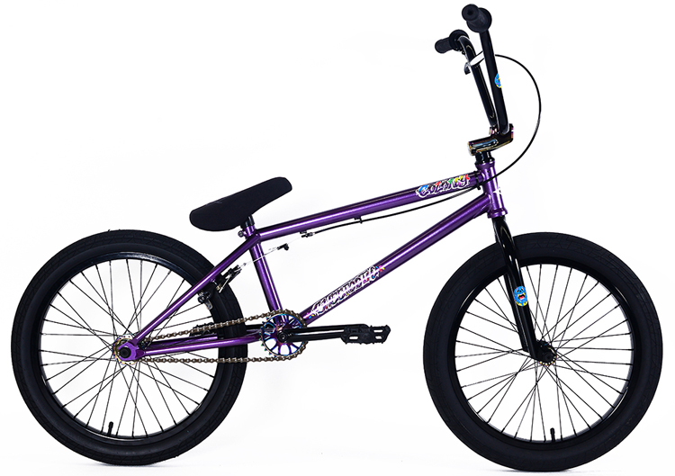 Colony BMX 2018 Sweet Tooth Pro Complete BMX Bike