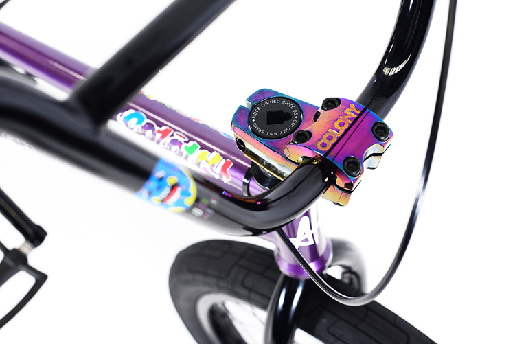 Colony BMX 2018 Sweet Tooth Pro Complete BMX Bike