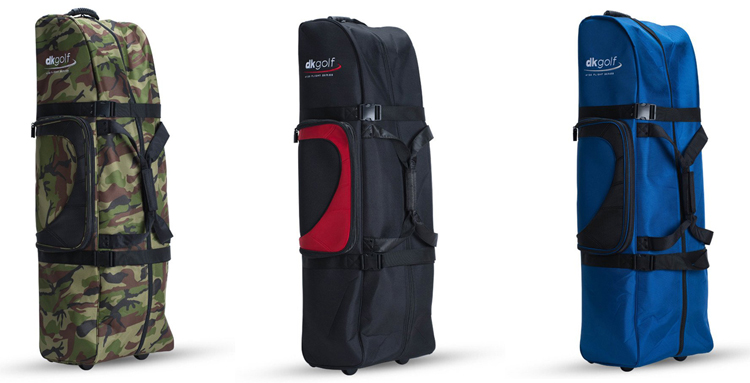 DK Bicycles Golf Bag Colors