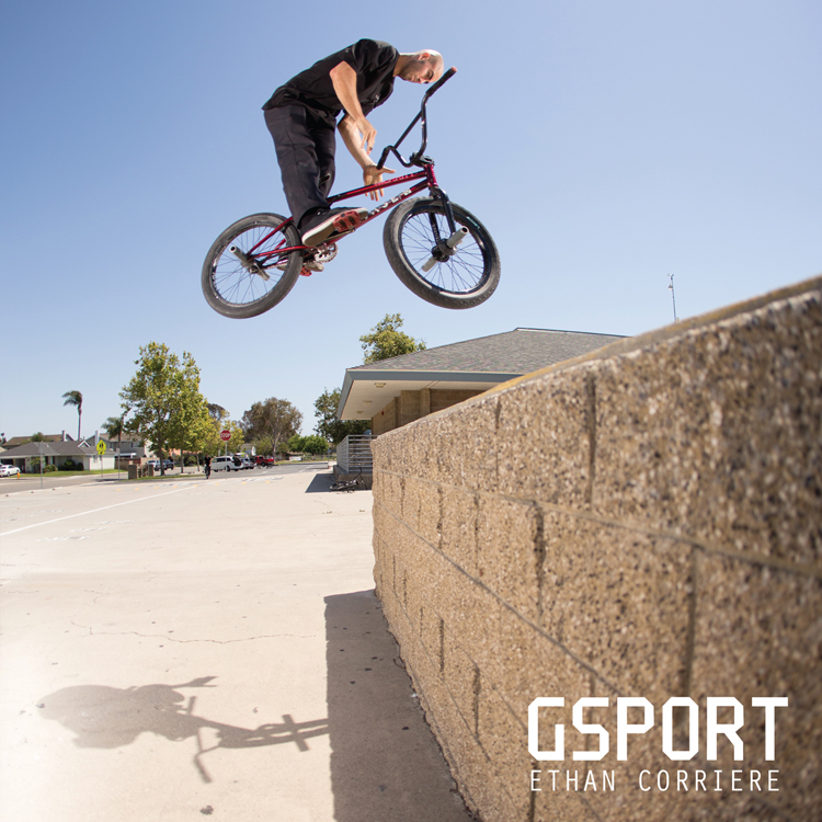 Ethan Corriere GSport BMX