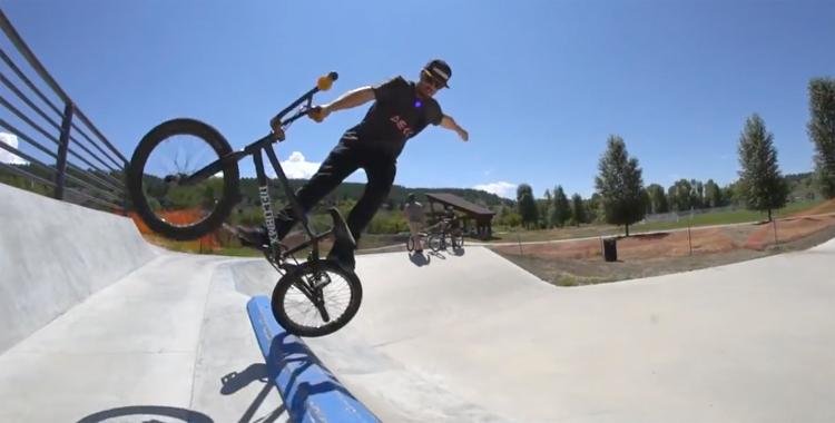 Pusher BMX Mountain Trip 2017 BMX video
