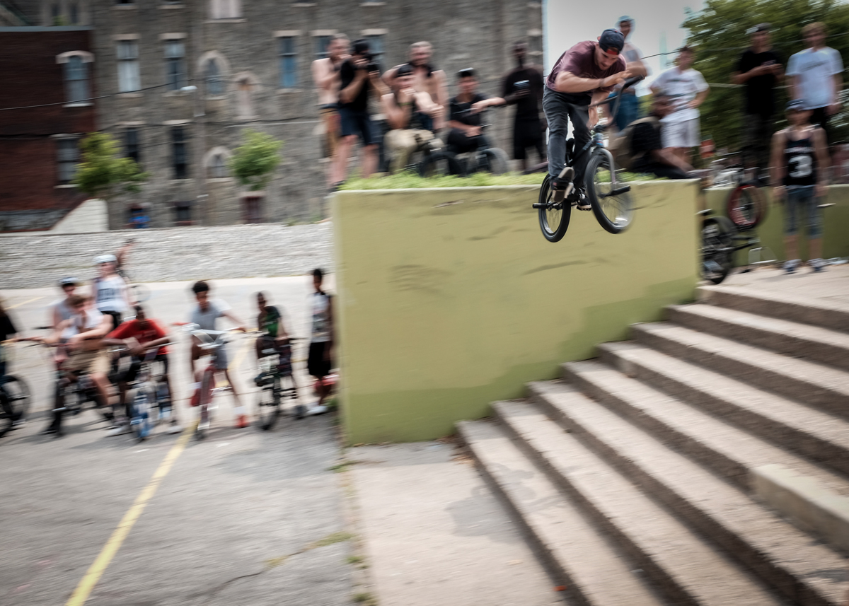 The Street Series Philadelphia - BMX Day 2017