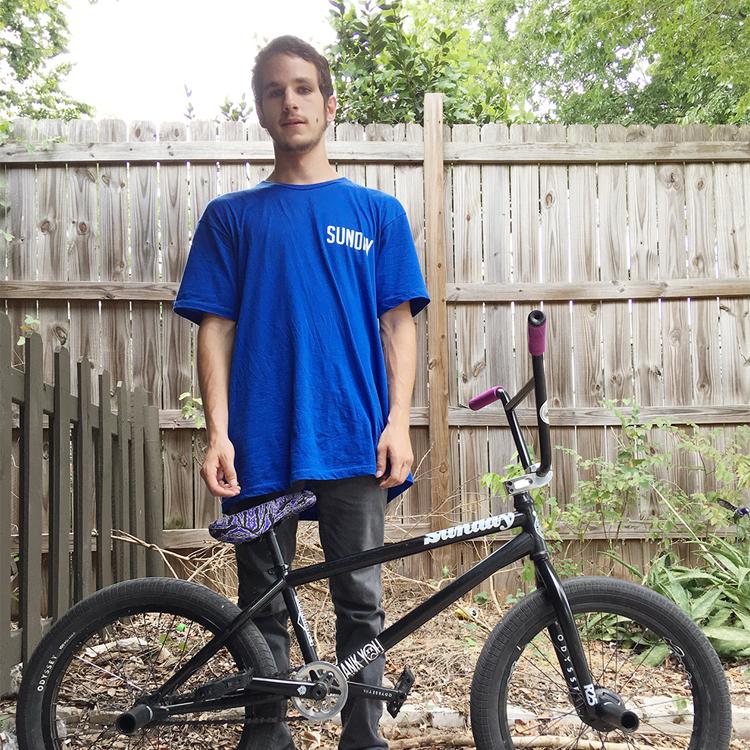 Ben Allen Sunday Bikes BMX