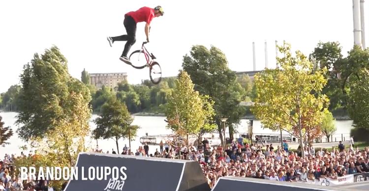 FISE Budapest BMX Park Finals Highlights