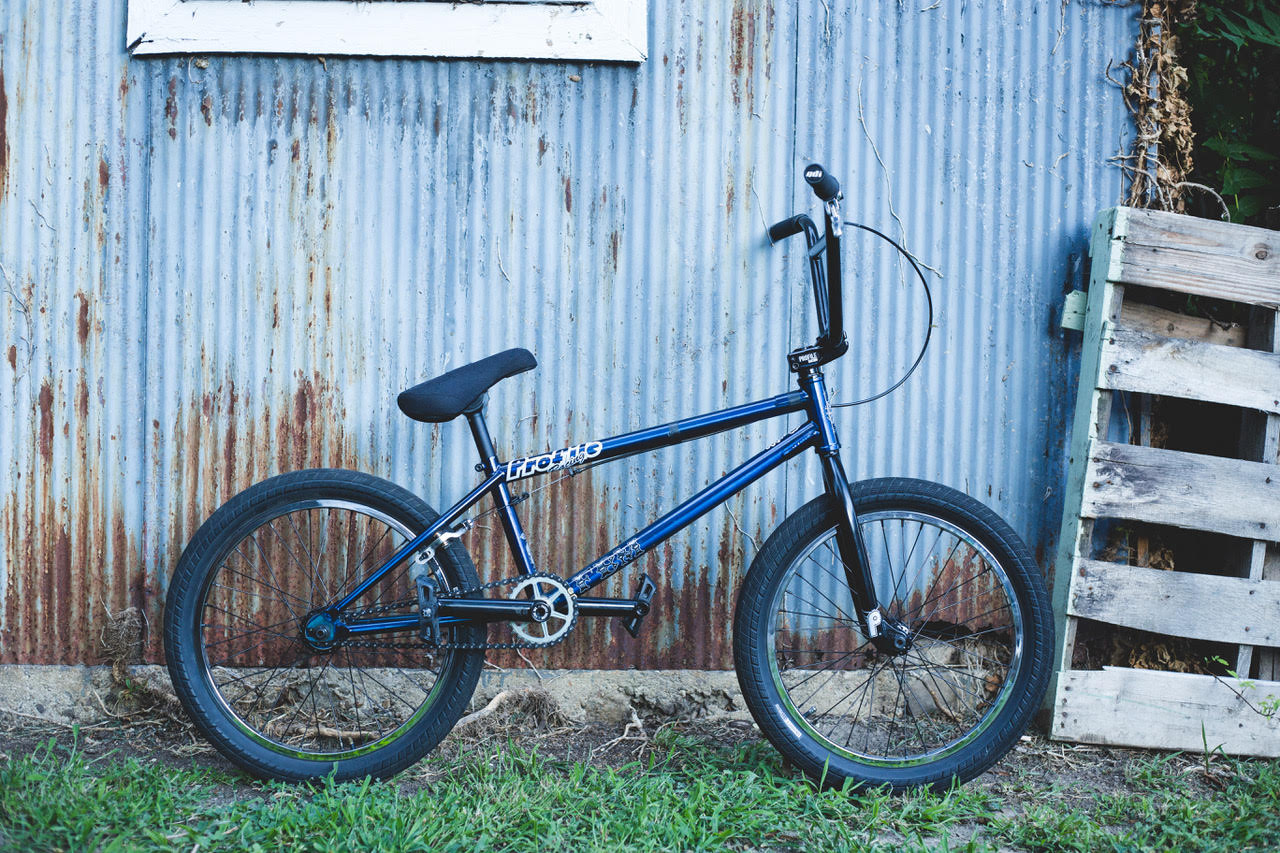 Profile Racing Dillon Leeper Bike Check Bmx Parts Diagram Crank List By Hitting Up The Website