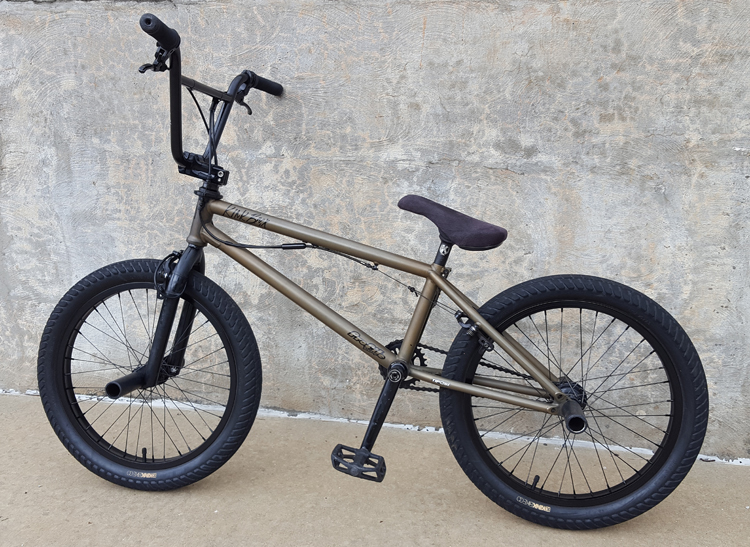 Profile Racing Kent Pearson Bike Check BMX