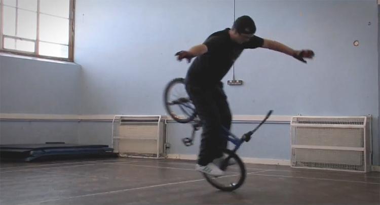 Ride On Talk To Effraim Catlow Part 2 BMX video